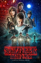 "Picture of Stranger Things 24""x36"" Poster"