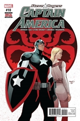 Picture of Captain America Steve Rogers #10