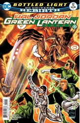 Picture of Hal Jordan and the Green Lantern Corps #12