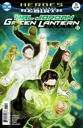 Picture of Hal Jordan and the Green Lantern Corps #13