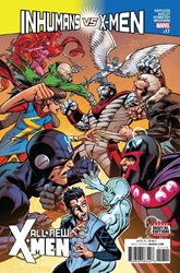Picture of All-New X-Men (2016) #17