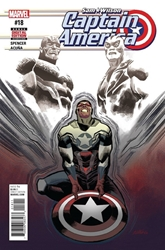 Picture of Captain America Sam Wilson #18