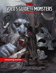 Picture of Dungeons and Dragons RPG Volo's Guide to Monsters HC