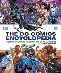 Picture of DC Comics Encyclopedia HC All-New Edition