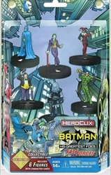 Picture of DC Heroclix Batman and His Greatest Foes Fast Forces