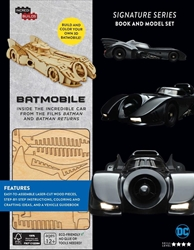 Picture of IncrediBuilds Batmobile Signature Series HC & Model Set
