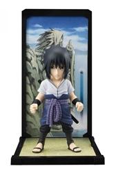 Picture of Sasuke Uchiha Naruto Shippuden Bandai Tamashi Buddies Figure