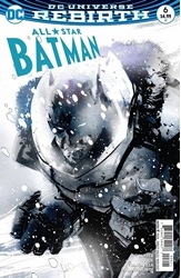 Picture of All-Star Batman #6 Jock Cover