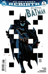 Picture of All-Star Batman #6 Francavilla Cover