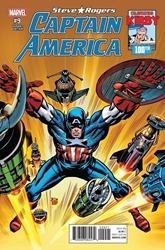 Picture of Captain America Steve Rogers #9 Kirby 100 Variant