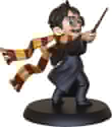 Picture of Harry Potter with Wand Q-Figure