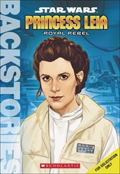 Picture of Star Wars Princess Leia Royal Rebel Backstories SC