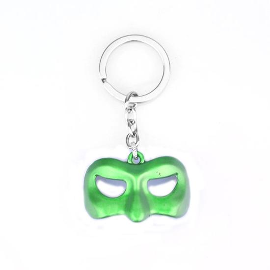 greenlanternmaskkeychain