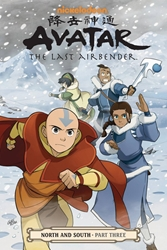 Picture of Avatar Last Airbender Vol 15 SC North and South Part 3