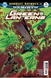 Picture of Green Lanterns #16