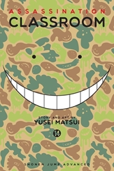 Picture of Assassination Classroom GN VOL 14