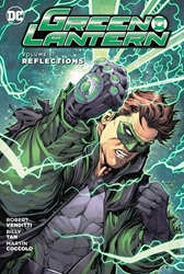 Picture of Green Lantern Vol 08 SC Reflections