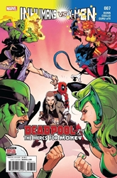Picture of Deadpool and the Mercs for Money (2016) #7