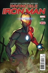 Picture of Invincible Iron Man (2017) #3