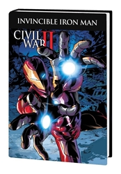 Picture of Invincible Iron Man (2015) Vol 03 HC Civil War II