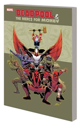 Picture of Deadpool and the Mercs for Money Vol 01 SC Mo' Mercs Mo' Monkey