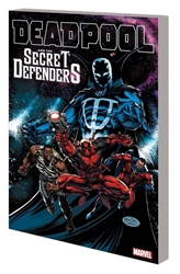 Picture of Deadpool and the Secret Defenders SC