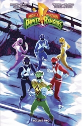 Picture of Mighty Morphin Power Rangers Vol 02 SC