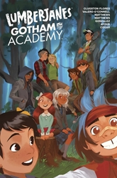 Picture of Lumberjanes/Gotham Academy SC