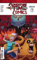 Picture of Adventure Time Comics #7