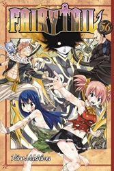Picture of Fairy Tail Vol 58 SC