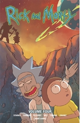 Picture of Rick and Morty Vol 04 SC