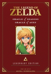 Picture of Legend of Zelda Legendary Vol 02 SC Oracle of Seasons/Oracle of Ages
