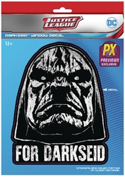 Picture of Darkseid Decal