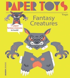Picture of Paper Toys Fantasy Creatures SC