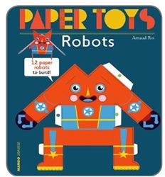 Picture of Paper Toys Robots SC