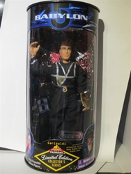 Picture of Babylon 5 Michael Garibaldi Limited Edition Collector's Series Action Figure