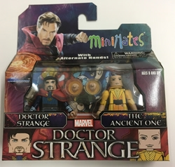 Picture of Marvel Minimates Series 70 Dr Strange Movie Doctor Strange and Ancient One