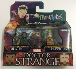 Picture of Marvel Minimates Series 70 Dr Strange Movie Mordo and Kaecilius