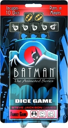 Picture of Batman the Animated Series Dice Game