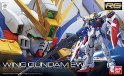 Picture of Gundam #20 Wing Ver EW RG 1/144 Model Kit