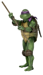 Picture of Teenage Mutant Ninja Turtles Donatello Movie 1/4 Scale Action Figure