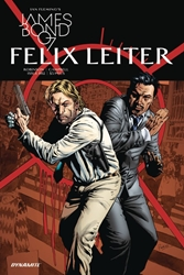 Picture of James Bond Felix Leiter #2