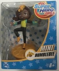 Picture of DC Superhero Girls Mini Bumblebee Figure