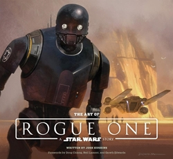 Picture of Star Wars Art of Rogue One HC
