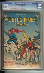 Picture of World's Finest Comics #57