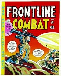 Picture of EC Archives Frontline Combat Vol 01 HC