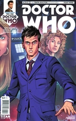 Picture of Doctor Who 10th Doctor Year Three #4
