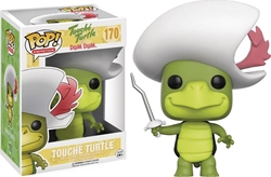 Picture of Pop Hanna Barbera Touche Turtle Vinyl Figure