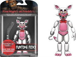 "Picture of Five Nights at Freddy's Funtime Foxy 5"" Figure"