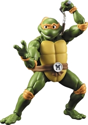 Picture of Teenage Mutant Ninja Turtles Michelangelo s.h.Figuarts Figure